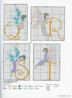 Fairy Alphabet Q-T
