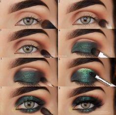 10 Natural Beauty Secrets of French Women Beauty Make UP Blue Eye Makeup Beauty French Natural Secrets women Eye Makeup Steps, Simple Eye Makeup, Smokey Eye Makeup, Eyeshadow Makeup, Makeup Tips, Beauty Makeup, Makeup Ideas, Beauty Tips, Makeup Products