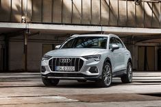 The was one of the oldest vehicles in Audi's lineup, until now. See the 2019 Audi right here. Audi Q3, Audi Cars, Audi Interior, Classic Car Insurance, Small Suv, Lamborghini Gallardo, Car Shop, Bmw, Ayrton Senna