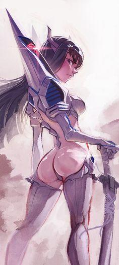 Kill la Kill, Satsuki, by chuuseishi-kun
