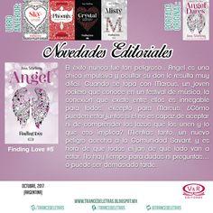 """""""Angel"""" (Finding Love#5) de Joss Stirling"""