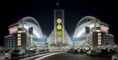 Century Link Field - Home of The Seattle Seahawks and Seattle Sounders
