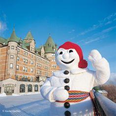 Quebec City Winter Carnival