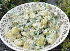 Mayonnaise, Side Dish Recipes, Side Dishes, Polish Recipes, Polish Food, Potato Salad, Grilling, Brunch, Lunch Box