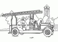Columbus Ship coloring page for kids transportation coloring