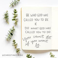 WEBSTA @christinecaine You did not choose me, but I chose you and appointed you so that you might go and bear fruit—fruit that will last—and so that whatever you ask in my name the Father will give you. —John 15:16