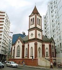 Igreja Metodista Central, Porto Alegre, Brasil