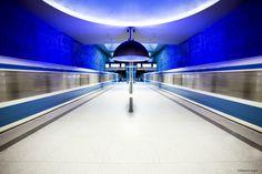 Subway Station in Munich