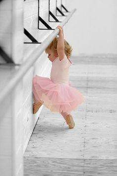 Tiny Tot Ballerina <3