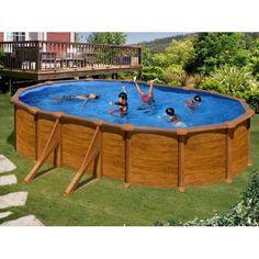 1000 id es sur le th me piscine hors sol acier sur pinterest margelle pisc. Black Bedroom Furniture Sets. Home Design Ideas