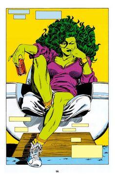 Colecionadores - GO. She Hulk