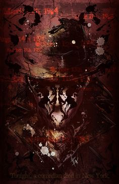 Rorschach by Vincent Vernacatola
