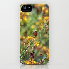 Nature Does Not Hurry iPhone & iPod Case by Laura George - $35.00