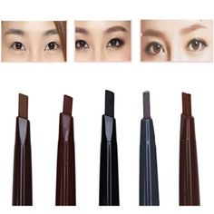 5pcs Waterproof Long-lasting Makeup Eyebrow Pen-3.11 and Free Shipping| GearBest.com