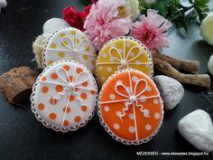 húsvéti mézeskalács tojás