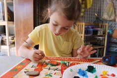GoldenKeyArt.com Art lessons for kids. Photo by Vladimir Vasilyev
