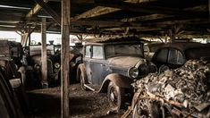 The Baillon Car Collection Was Just Discovered In France