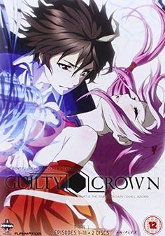 Guilty Crown Series 1 Part 1 (Eps 01-11) [DVD] ANCHOR BAY http://www.amazon.co.uk/dp/B00E65SA8O/ref=cm_sw_r_pi_dp_Cddrwb1X0RHNM
