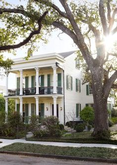 southern home in NOLA