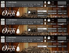 CineSamples CineOrch. Incredible value for such a useful VI.