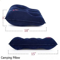 Camping Pillow - fantastic collection. Need to check out...