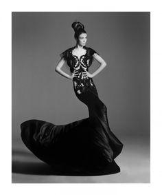Mariacarla Boscono for Bergdorf Goodman :: photography: Daniele Duella & Iango Henzi