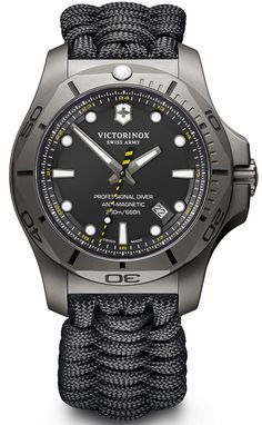 Victorinox Swiss Army INOX Professional Diver Titanium