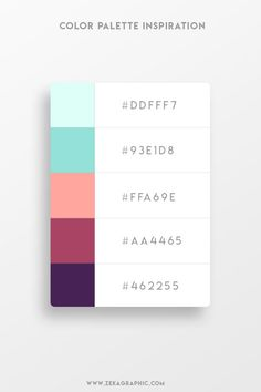 Discover the best free color tools for graphic designers to help you create great color palettes for your graphic designs Rgb Palette, Palette Design, Flat Color Palette, Website Color Palette, Website Color Schemes, Colour Schemes, Logo Color Combinations, Colour Pallete, Color Trends