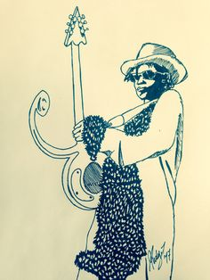 PRINCE - Drawing 4 my Book