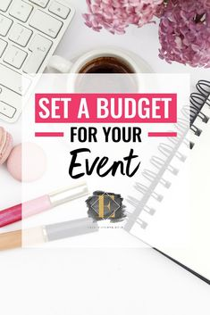 Events can get quite expensive, so setting an event budget in the long run will set you up for success, and help you stay on track of how much you want to spend. #events #eventplanning #budget