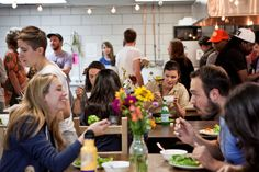 At Good Eggs, Breaking for Lunch Is Good Company Policy - NYTimes.com