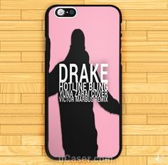 Drake HotLine Bling design iPhone Cases Case