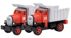 Learning Curve Brands Take Along Thomas and Friends Max and Monty Pack of 2 * To view further for this item, visit the image link. (This is an affiliate link) Toddler Toys, Baby Toys, Thomas Engine, Thomas And Friends Trains, Baby Playroom, Dump Trucks, Thomas The Train, Baby Games, Cool Toys