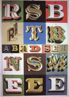 3D Letters - All sizes | Untitled | Flickr - Photo Sharing!