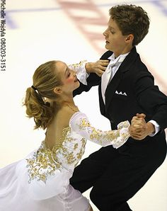 Young Meryl and Charlie <3