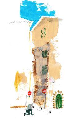 Reportage - Florence - Lorna Scobie Illustration