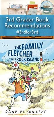 The Family Fletcher, third graders share why they love this series Childrens Book Shelves, Childrens Books, Upper Elementary, Elementary Schools, Best Children Books, Rock Island, Book Themes, Chapter Books, Book Recommendations