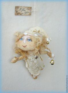 ДРЁМА - Сонный ангел... - золотой,ангел,ангелочек,сонный ангел,ангел - сплюшка