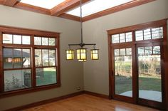 Craftsman Style Home Interiors | Pictures of craftsman interior trim? - Building a Home Forum ...