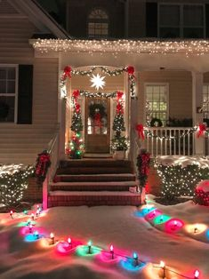 15 unique Christmas porch ideas that will leave you feeling inspired and help you tackle decorating your own entryway for the holidays! It's almost time to start decorating for the holidays! Can you believe it? If you're anything like me, you are starting to look for inspiration. Whether it be from other blogs or from...Read More #outdoorlights