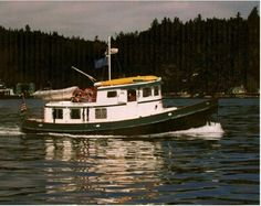 1997 Lord Nelson Victory Tug Power Boat For Sale - www.yachtworld.com