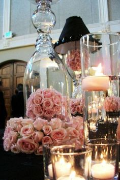 Fairy tale wedding Bridal shower Decore idea- obviously too expensive and flowery but the general idea-elegant