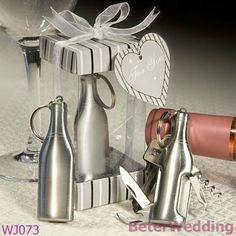 Recuerdo de Decoration_Wedding Gift_BeterWedding de la boda del favor de la boda de la herramienta de WJ073_Wine