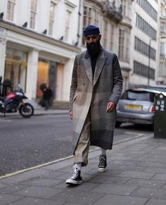 30 Trendy How To Wear Converse High Tops Men Menswear Style Streetwear, Style Hipster, Look Street Style, La Mode Masculine, Inspiration Mode, Men Looks, Stylish Men, Personal Style, Street Wear