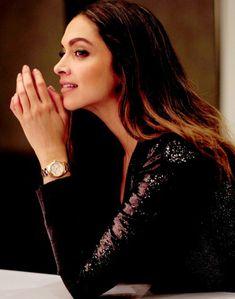 "queendeepika: ""Deepika Padukone for Tissot, 2018 "" Deepika Ranveer, Deepika Padukone Style, Shraddha Kapoor, Ranbir Kapoor, Shahrukh Khan, Priyanka Chopra, Indian Celebrities, Bollywood Celebrities, Beautiful Bollywood Actress"