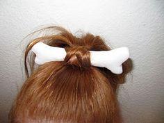 Pebbles hair