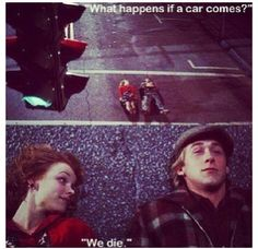 The Notebook.. This is most definitely something that someone I know would say in that situation haha:)
