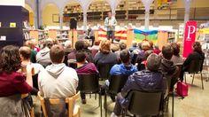 VIC Biblioteca Joan Triadú. Dia Mundial de la Poesia 2013