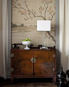Brabourne Farm: Love .... Chinese Cupboards