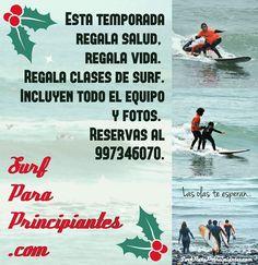 Gift cards. Regala clases de surf este año. Contacta con nosotros para los pasos a seguir. 997346070. #giftcard #navidad #navidadsurf #surf #surflessons #learntosurf #surfwithfriends #EndlessSummer #beachlife #lavidaesunaola #Makaha #Miraflores #Lima #Peru #surfergirls #surferboys #surferkids #happiness #surfisfun - http://ift.tt/1K8gmug